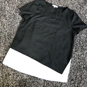 Calvin Klein light blouse / tunic. EUC!